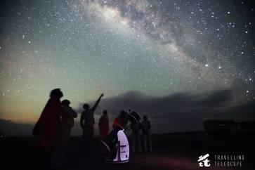 Milky Way in Maasai Mara