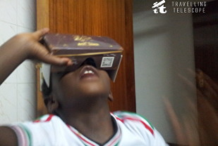 Absorbed in Virtual Reality