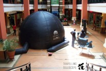 Galeria Mall gets a visit from our Planetarium